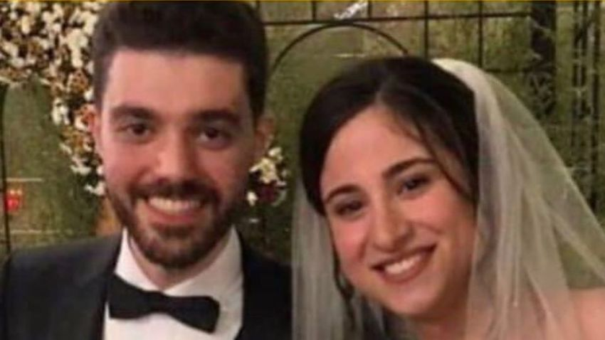 Newlyweds killed in Ukrainian plane crash