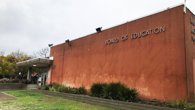 The San Diego Unified School District headquarters.
