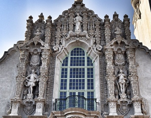[sandiegogram] The San Diego Museum of Man in Balboa Park is the city's only museum dedicated to anthropology; designed with Spanish Colonial and Mission style architecture, the landmark building was originally constructed for the 1915-1916 Panama-Ca