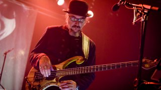 Primus (Les Claypool pictured here performing at the Observatory North Park with the Claypool Lennon Delirium) stop in town in August.