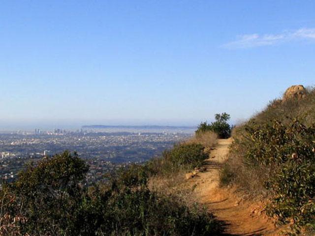 Las 7 mejores rutas de senderismo en San Diego