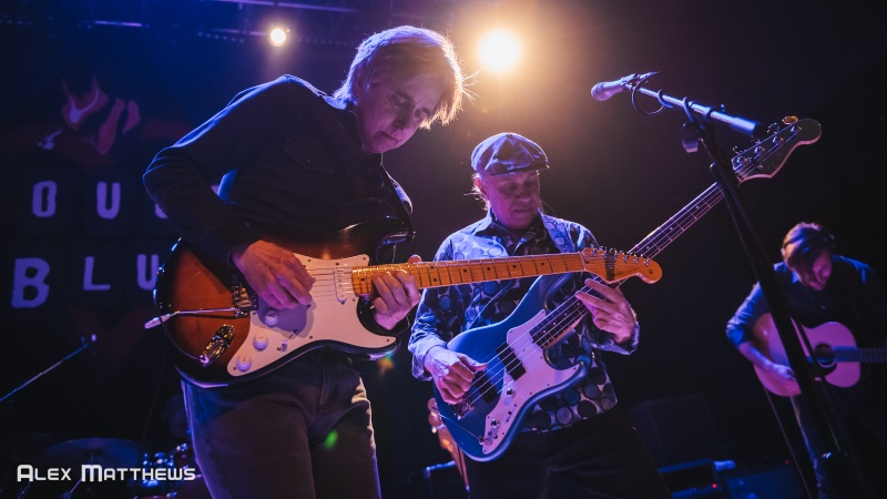 FOTOS: Eric Johnson en House of Blues Por Alex Matthews