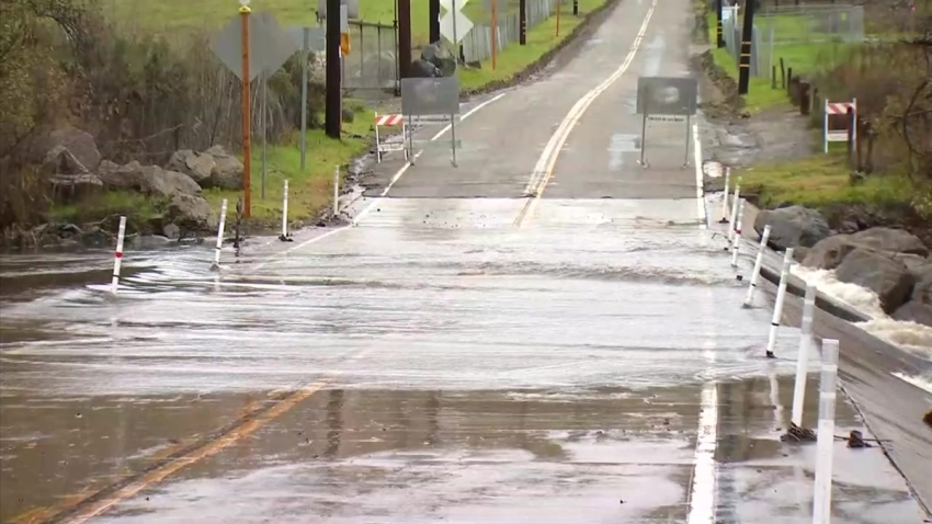 Escondido Creek Flooding