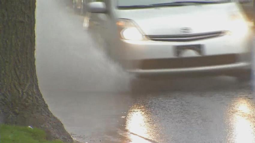 Generic flooding generic philadelphia rain