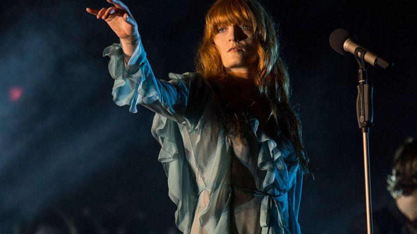 Florence And The Machine Anuncian Concierto En Sd