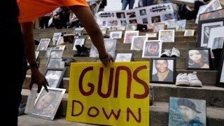 Rally Against Gun Violence