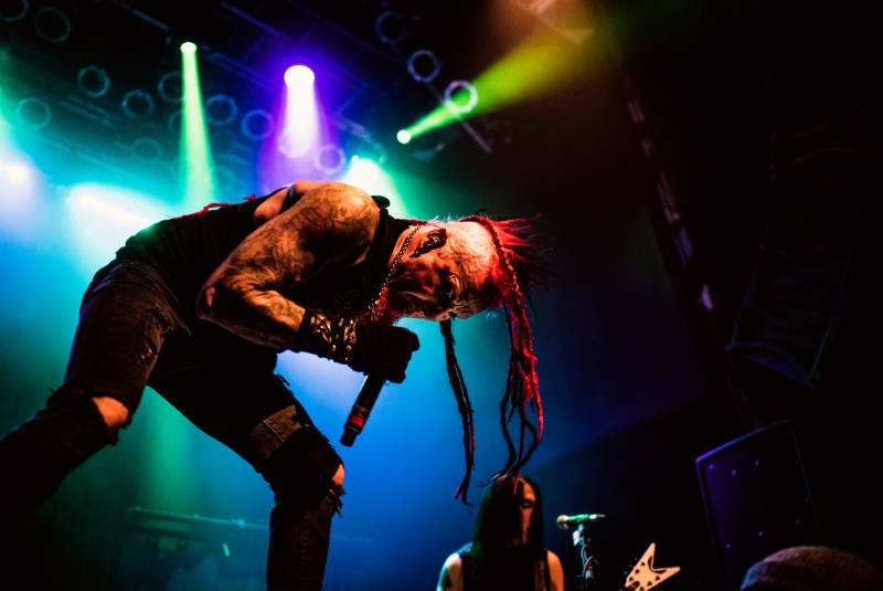 Fotos: Hellyeah Asaltan House of Blues