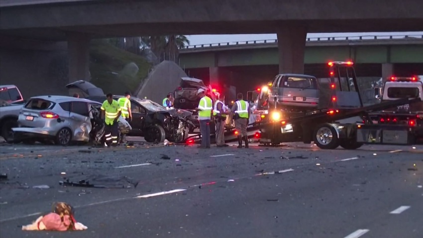 Irvine Deadly Crash Woman From CV
