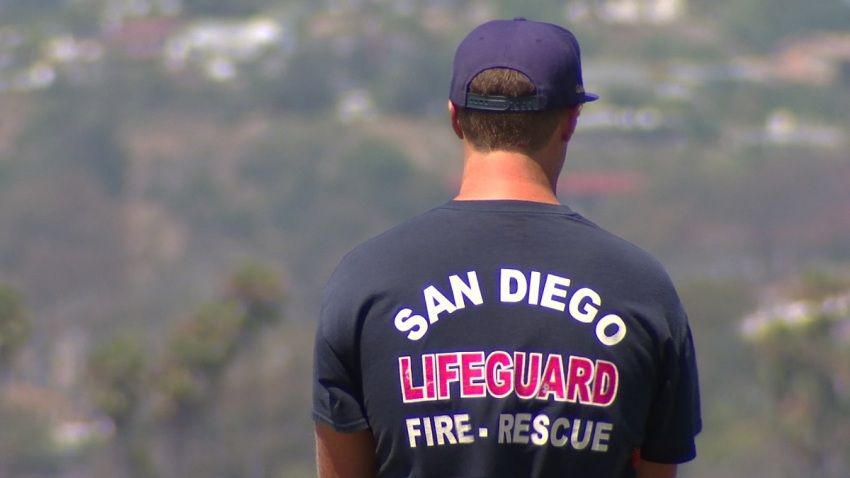 Life Guard MISSION BAY DROWNING
