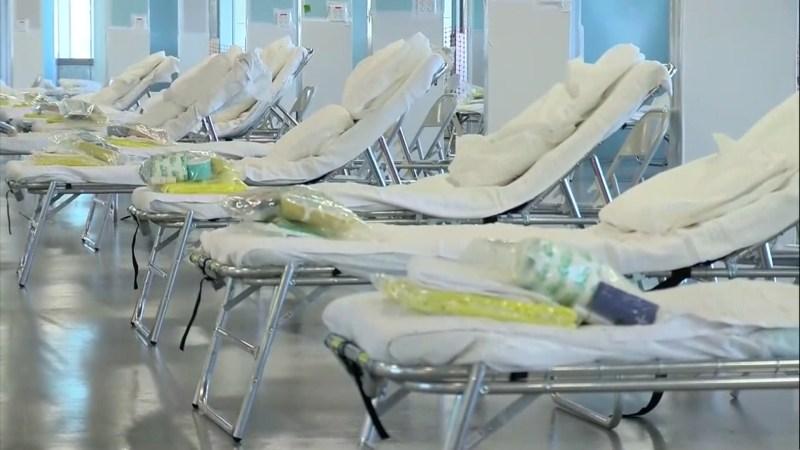 Un vistazo al hospital federal en Escondido