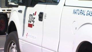 SDGE generic truck