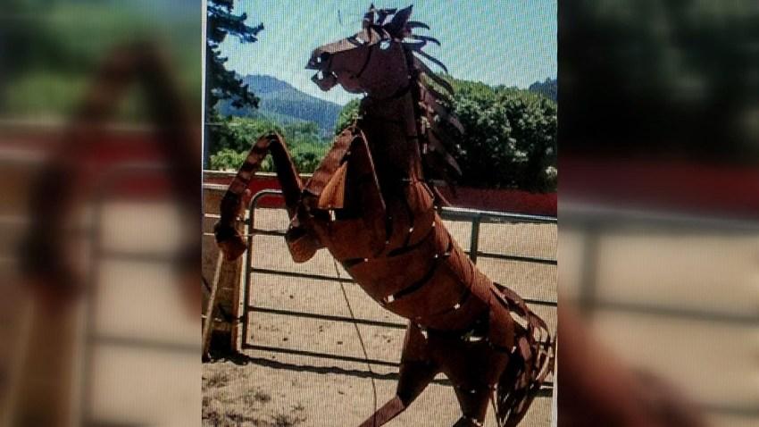 STOLEN HORSE