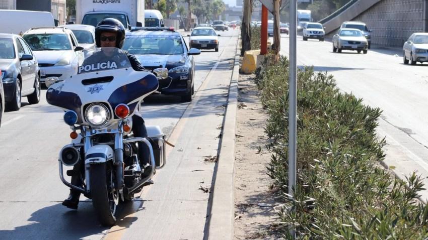 Sentri infringen la ley policia de TIjuana