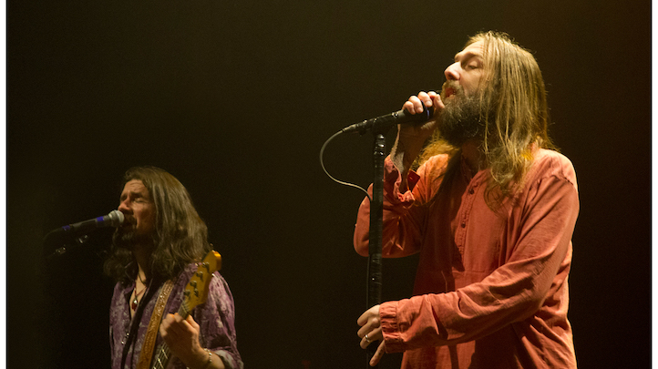 The Black Crowes by Connie Bolger