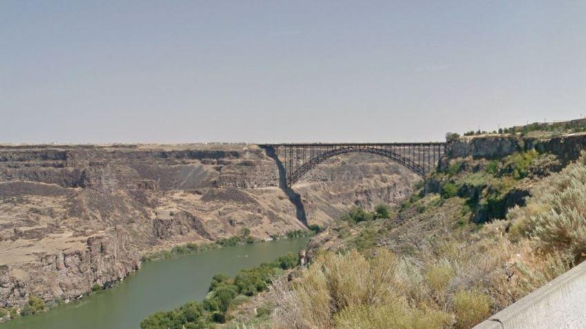 Perrine Bridge base jumper bridge death 3