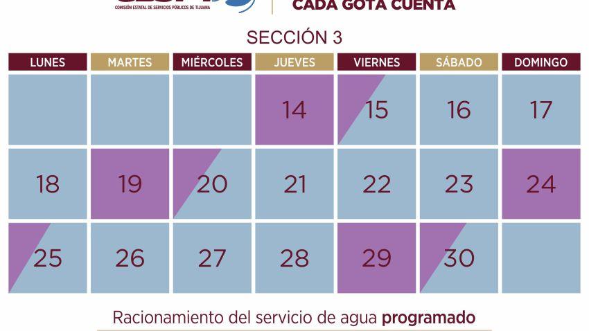 calendario de recortes seccion3