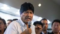 Duro revés contra las aspiraciones políticas de Evo Morales