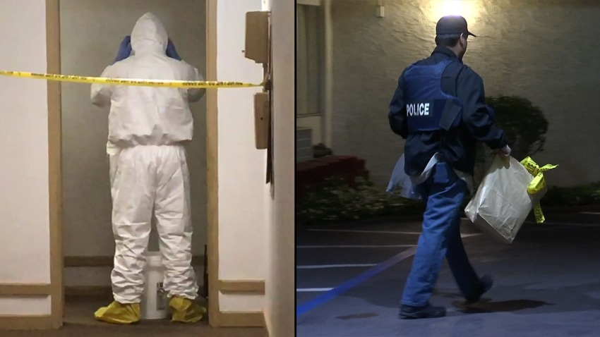 DEA agents arrested three people and seized suspected fentanyl powder from a hotel in Clairemont.