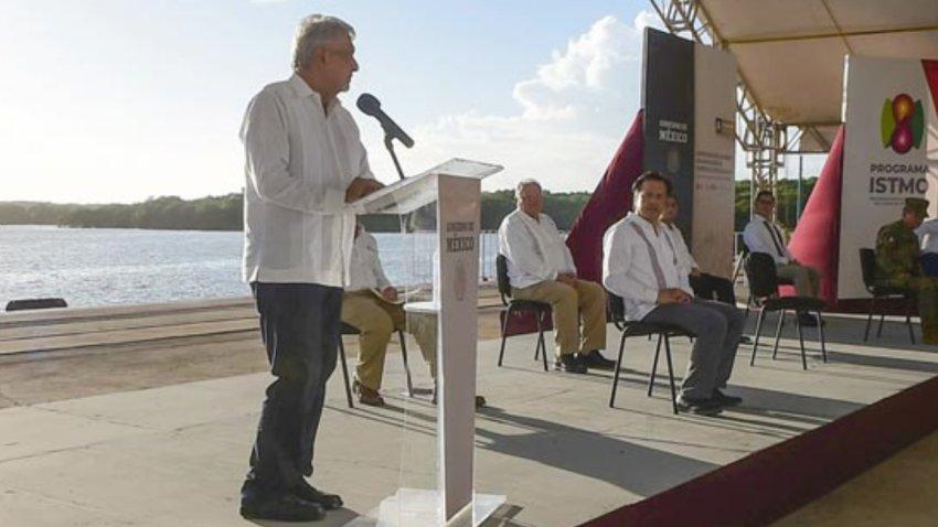 AMLO visita Veracruz