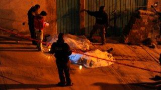 Asesinan a cinco mujeres en Estado de México