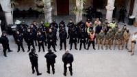 Pueblo sin policías: desarman a 160 por posibles nexos con bandas criminales