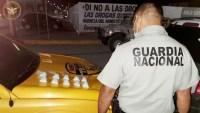 Decomisan 10,000 pastillas de fentanilo en carreteras de Sonora