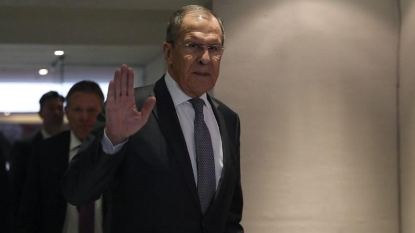 Canciller ruso en México