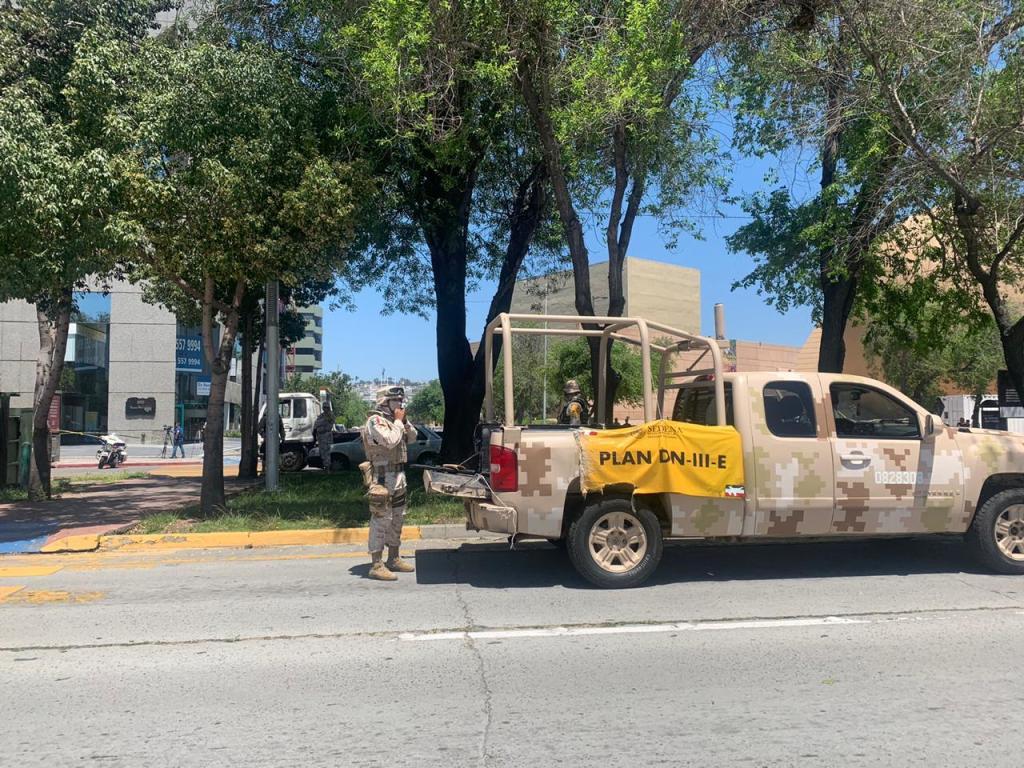 policias en tijuana tras balacera zona rio 5 de mayo
