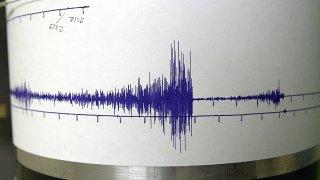 Generic earthquake quake temblor