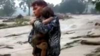Alud de tierra en Colombia: encuentran con vida a bebé de nueve meses