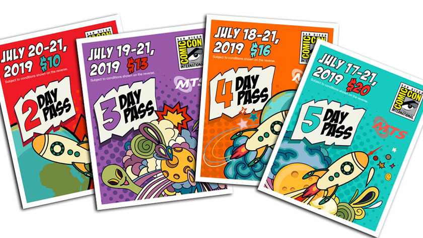 san diego comic con mts commemorative passes 2019