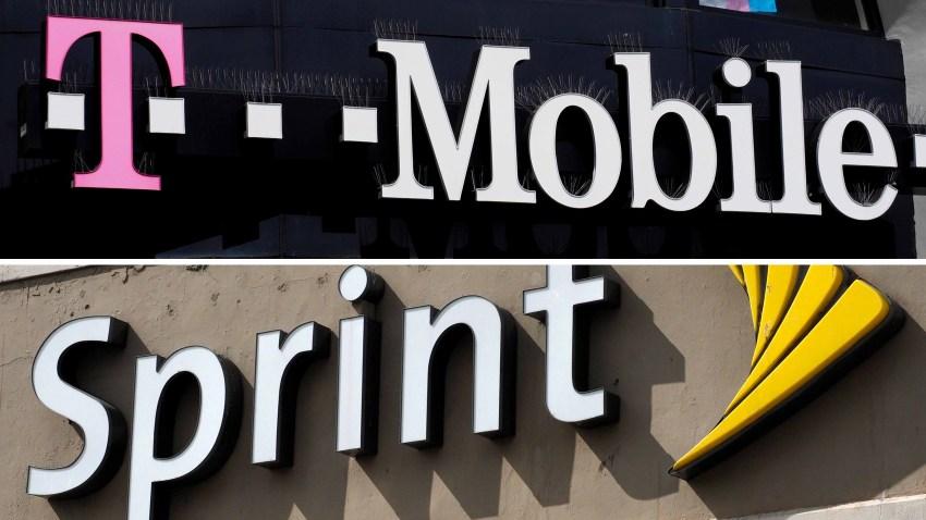 Sprint y T Mobile se unen
