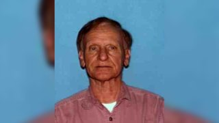 "An image of missing 84-year-old Chula Vista man, Wolfgang ""Fred"" VonHorn."