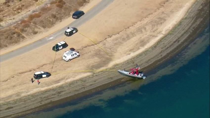 Police investigating body found in Fiesta Island