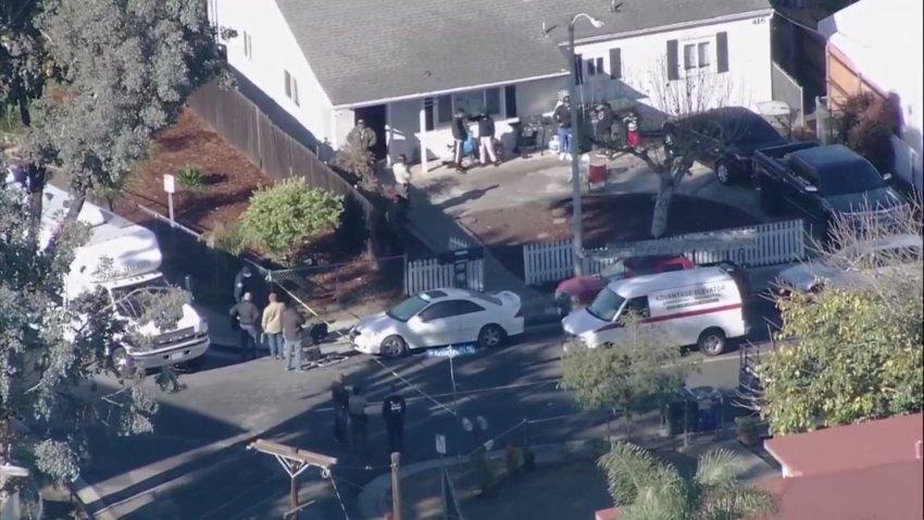 homicide investigation in Vista