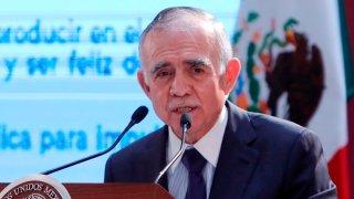 Alfonso Romo, exjefe de la Oficina de la Presidencia