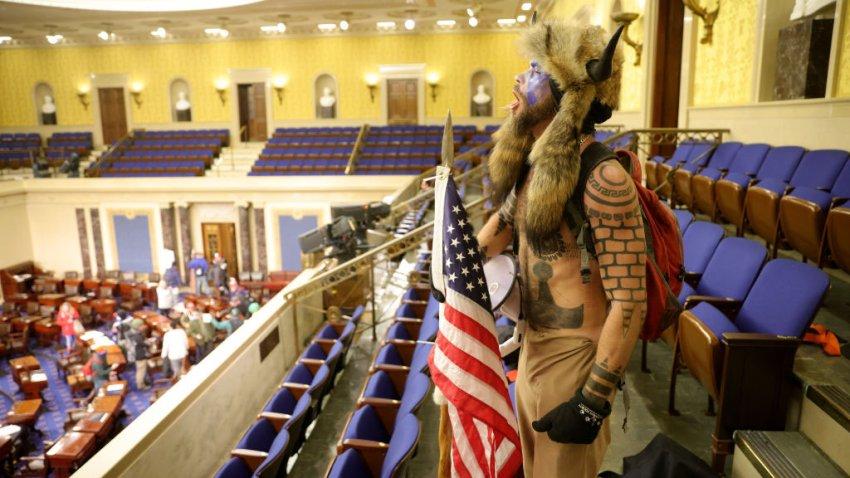 Crece el rechazo al nacionalismo cristiano tras ataque al Capitolio –  Telemundo Washington DC (44)