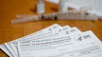 Haga todo lo posible por cuidar su tarjeta de vacunación y la de sus hijos