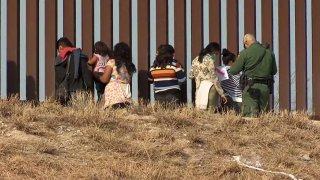Patrulla fronteriza Texas
