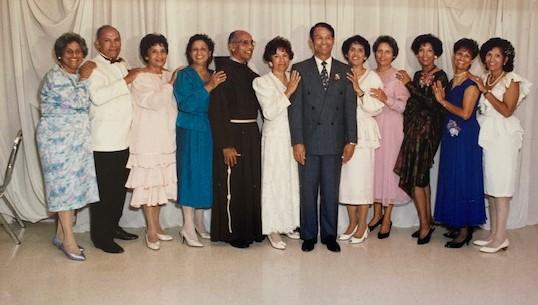 Fotos: Familia de San Diego que batió récord mundial a lo largo de las décadas