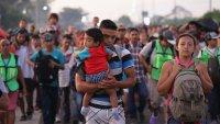 México registra cifra récord de solicitudes de asilo durante el primer trimestre del 2021