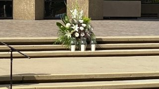 Memorial Service for Victims of Tunnel Crash