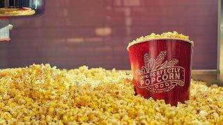 AMC Theatres' popcorn.