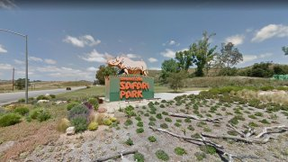 San Diego Zoo Safari Park entrance