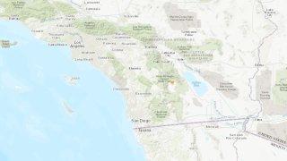Borrego Springs june 14 earthquake