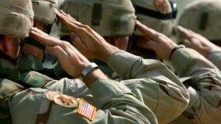 Servicio Militar Estados Unidos
