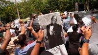 Adiós a Johnny Ventura: así fue la multitudinaria despedida al merenguero dominicano