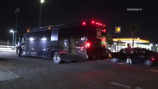 Image of party bus