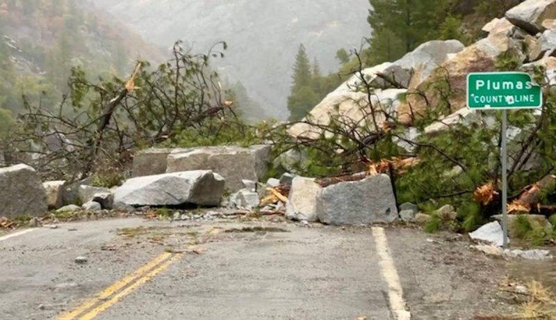 Fotos: Tormenta de octubre azota a California con la primera lluvia de la temporada